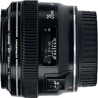 2510A010 Canon Kamera / Video Tilb. Objektiver Fast brennvidde
