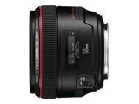 1257B005 Canon Kamera / Video Tilb. Objektiver Fast brennvidde