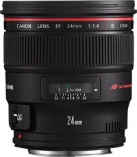2750B005 Canon Kamera / Video Tilb. Objektiver Fast brennvidde