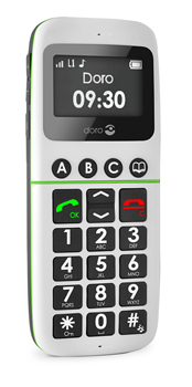4952_KT Doro Mobil Telefon m/Telenor abonnement