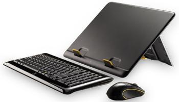 939-000229 Logitech Tastatur/Mus Desktop - Trådløs