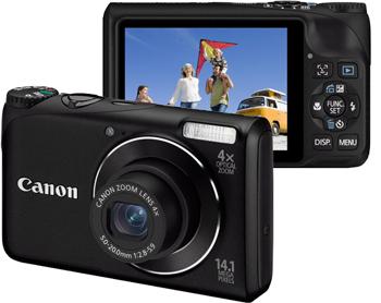 4943B015 Canon Kamera / Video Digital Kamera