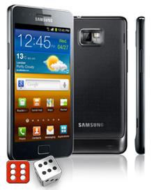 GT-I9100LKANEE Samsung Mobil Telefon