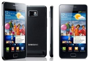 GT-I9100LKANEE_KT Samsung Mobil Telefon m/Telenor abonnement