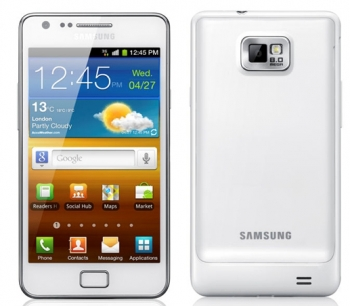 GT-I9100RWANEE Samsung Mobil Telefon