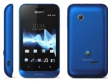 1264-3550_KT Sony Mobil Telefon m/Telenor abonnement