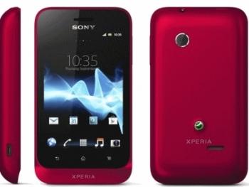 1264-3551_KT Sony Mobil Telefon m/Telenor abonnement
