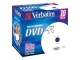 Verbatim DVD-R x 10 - 4.7 GB - lagringsmedier 43521 CD/DVD/Blu-ray Media (DVD-R)