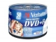Verbatim DVD+R x 50 - 4.7 GB - lagringsmedier 43512 CD/DVD/Blu-ray Media (DVD+R)