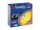 Verbatim CD-R Media Vinyl DataLifePlus 48X 700MB Super AZO 10pack Slim Case 43426 CD/DVD/Blu-ray Media (CDR)