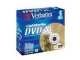 Verbatim DVD+R Media LightScribe 16X 4.7GB Advanced AZO 5 Pack Retail 43575 CD/DVD/Blu-ray Media (DVD+R)