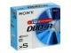 SONY 5DPR120AS16 DVD+R 4.7GB 16x JC 5DPR120AS16 CD/DVD/Blu-ray Media (DVD+R)
