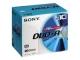 SONY 10DPR120B DVD+R 4.7GB 16x JC 10DPR120B CD/DVD/Blu-ray Media (DVD+R)