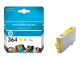 HP 364 Ink yellow Vivera (UK) CB320EE#ABB Skriver Tilbehør Blekkpatron