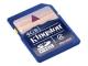 KINGSTON SDHCCard 4GB SDcard 2.0 SD4/4GB Minnekort SD Kort