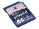 KINGSTON SDHCCard 8192MB SDcard 2.0 SD4/8GB Minnekort SD Kort