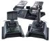 Logitech Game G940 Flight System 942-000016 PC Spill PC Spill Utstyr