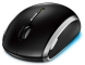 Microsoft Wireless Mobile Mouse 6000 black(ML) MHC-00004 Tastatur/Mus Mus - Trådløs