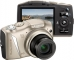 CANON PowerShot SX130 Silver 12.1 MPix norsk 4611B013 Kamera / Video Digital Kamera