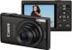 CANON Ixus 220HS black 12.1 MPix norsk 5099B009 Kamera / Video Digital Kamera