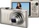 CANON Ixus 220HS silver 12.1 MPix norsk 5098B010 Kamera / Video Digital Kamera