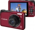 CANON Powershot A2200 red norsk 4944B014 Kamera / Video Digital Kamera