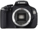 CANON EOS 600D Body 18 MPix 5170B019 Kamera / Video Speilrefleks
