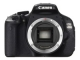 CANON EOS 600D Body 18 MPix 5170B068 Kamera / Video Speilrefleks