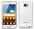 Samsung  Galaxy S II, Ceramic White GT-I9100RWANEE_KT Mobil Telefon m/Telenor abonnement