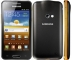 Samsung  Galaxy Beam, Ebony Gray GT-I8530BAANEE Mobil Telefon