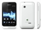 Sony  Xperia tipo, Classic White 1264-3552_KT Mobil Telefon m/Telenor abonnement