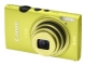 CANON Ixus 125 HS 16,1 MPix green 6052B006 Kamera / Video Digital Kamera