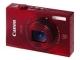 CANON Ixus 500 HS 10,1 Mpix red 6172B006 Kamera / Video Digital Kamera