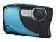 CANON PowerShot D20 12,1MPix blue 6145B011 Kamera / Video Digital Kamera