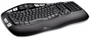 Logitech Keyboard K350 Wireless NOR)