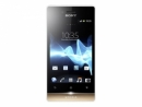 Sony  Xperia miro, White/Gold)